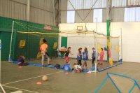 Fin du stage pour enfants organisé avec CAP Sport